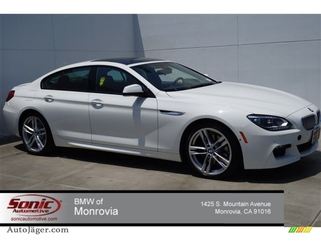 2015 bmw 6 series 650i gran coupe in alpine white 799032. Black Bedroom Furniture Sets. Home Design Ideas