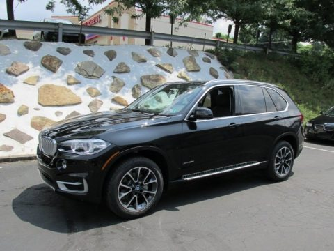 Jet Black 2014 BMW X5 xDrive35i