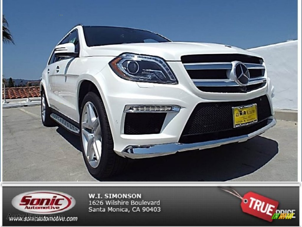 2015 mercedes benz gl 550 4matic in designo diamond white for 2015 mercedes benz gl