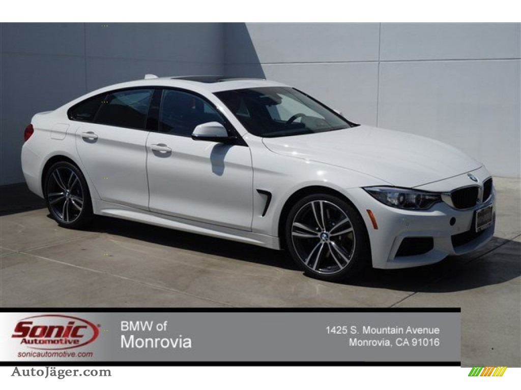 2015 bmw 4 series 435i gran coupe in alpine white 954711 auto j ger german cars for sale. Black Bedroom Furniture Sets. Home Design Ideas
