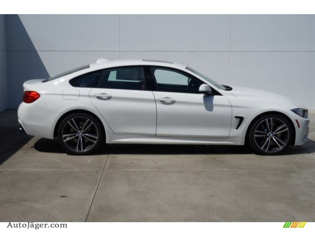 2015 bmw 4 series 435i gran coupe in alpine white photo 2 954711 auto j ger german cars. Black Bedroom Furniture Sets. Home Design Ideas