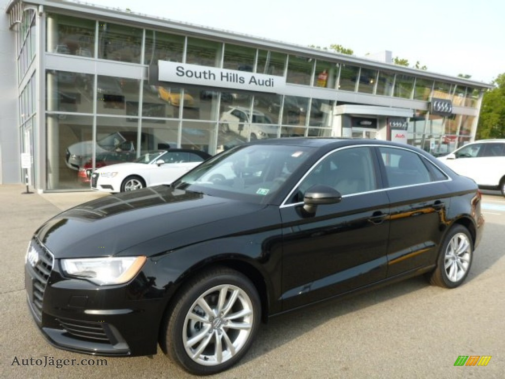 2015 Audi A3 2 0 Tdi Premium In Mythos Black Metallic