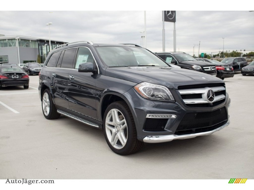 2015 mercedes benz gl 550 4matic in steel grey metallic for Mercedes benz 550 gl
